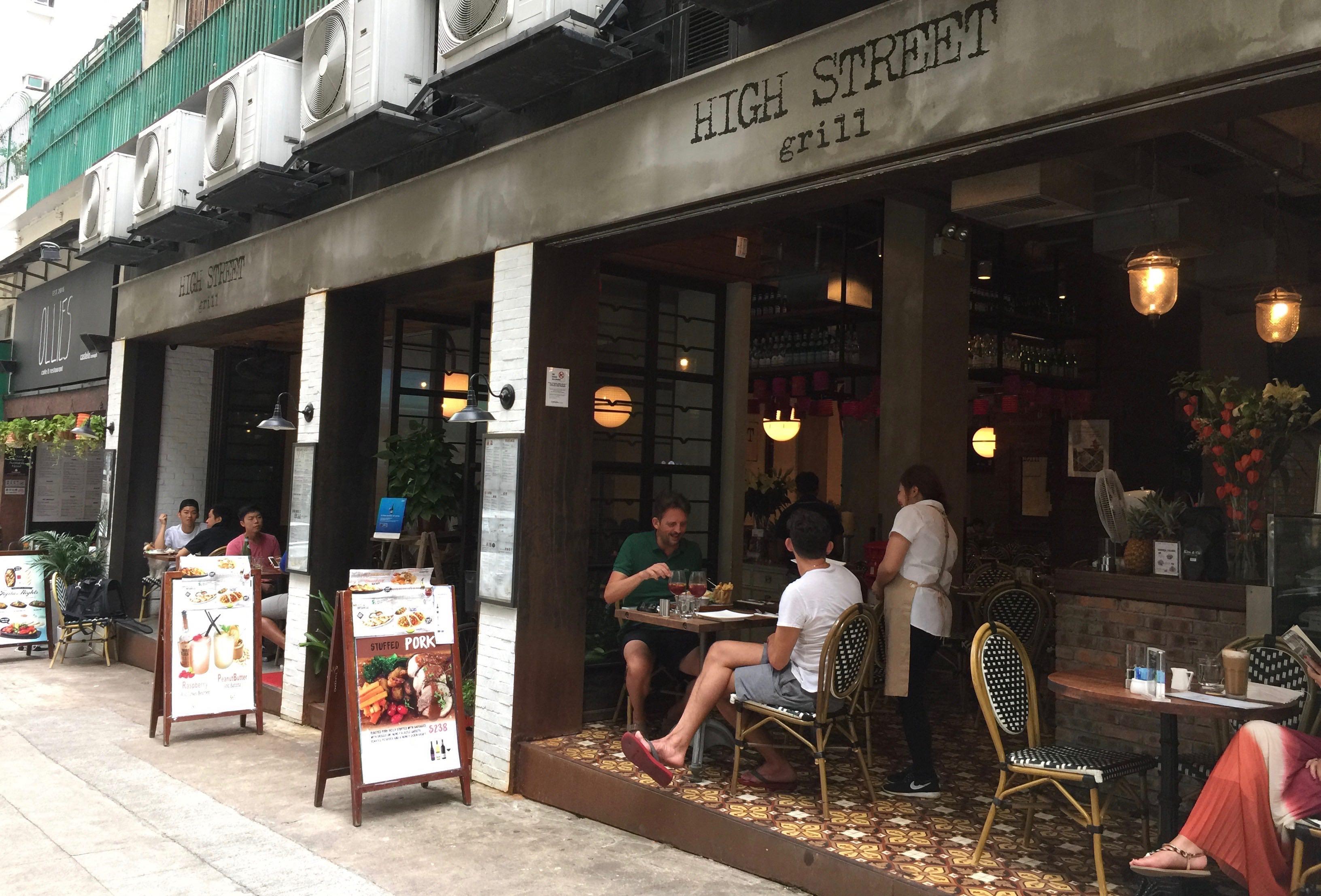 Hong Kong Sai Ying Pun High Street Fb Shop For Lease Lacrucci