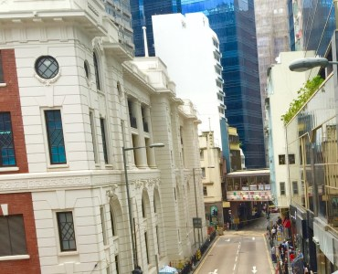 Hong Kong Hollywood Road Central wide-frontage FB shop for lease