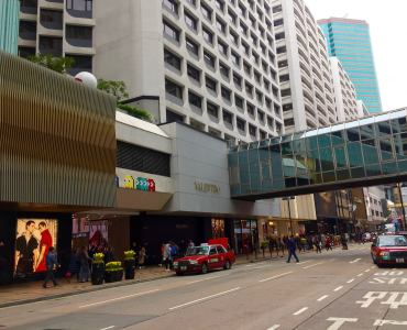 Hong Kong Tsim Sha Tsui high traffic FB Shop for Lease connecting Harbour City