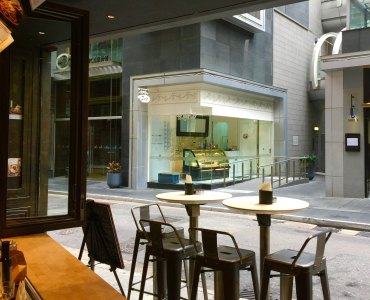 Wan Chai Ship Street restaurant space for lease