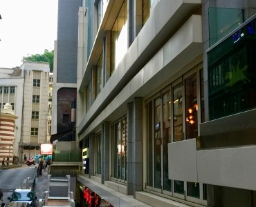Hong Kong Central Lan Kwai Fong Fitted Restaurant Bar for Lease