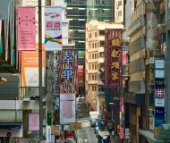Hong Kong Central Wellington Street - High Traffic Upstairs Restaurant for Sale