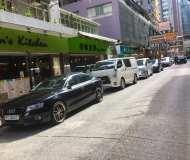 Hong Kong Wan Chai High-traffic Restaurant for Sale