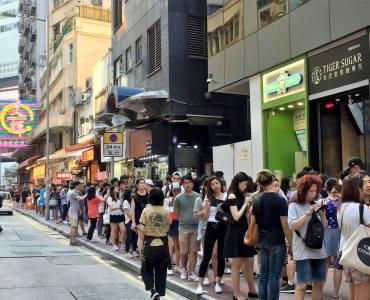 Causeway Bay Jardine's Bazaar