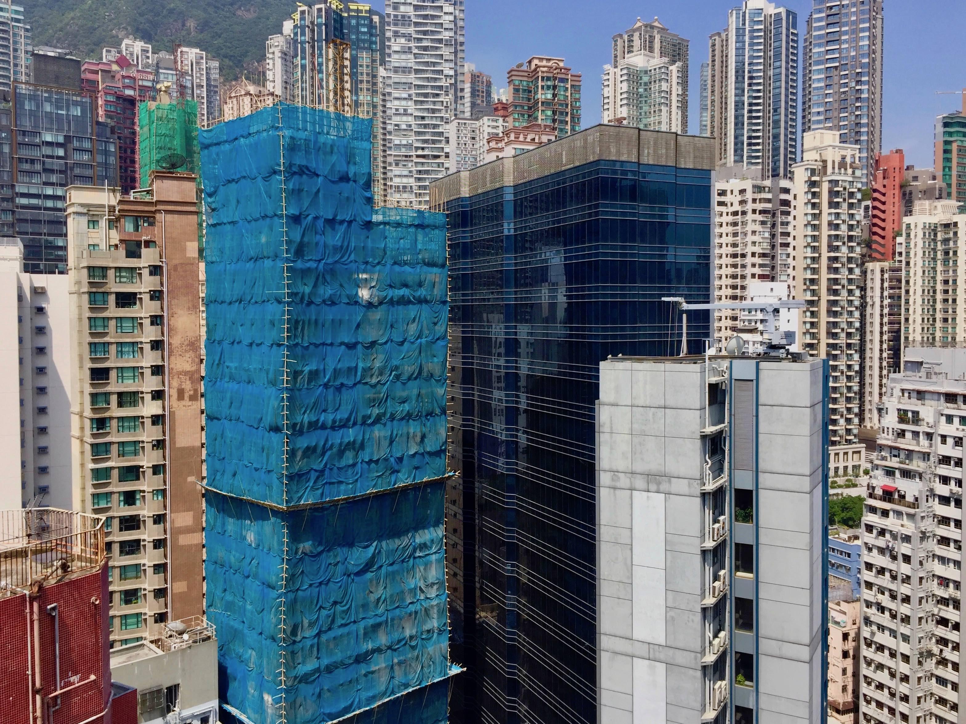 Hong Kong Central Pottinger Street F_B Shop for Lease