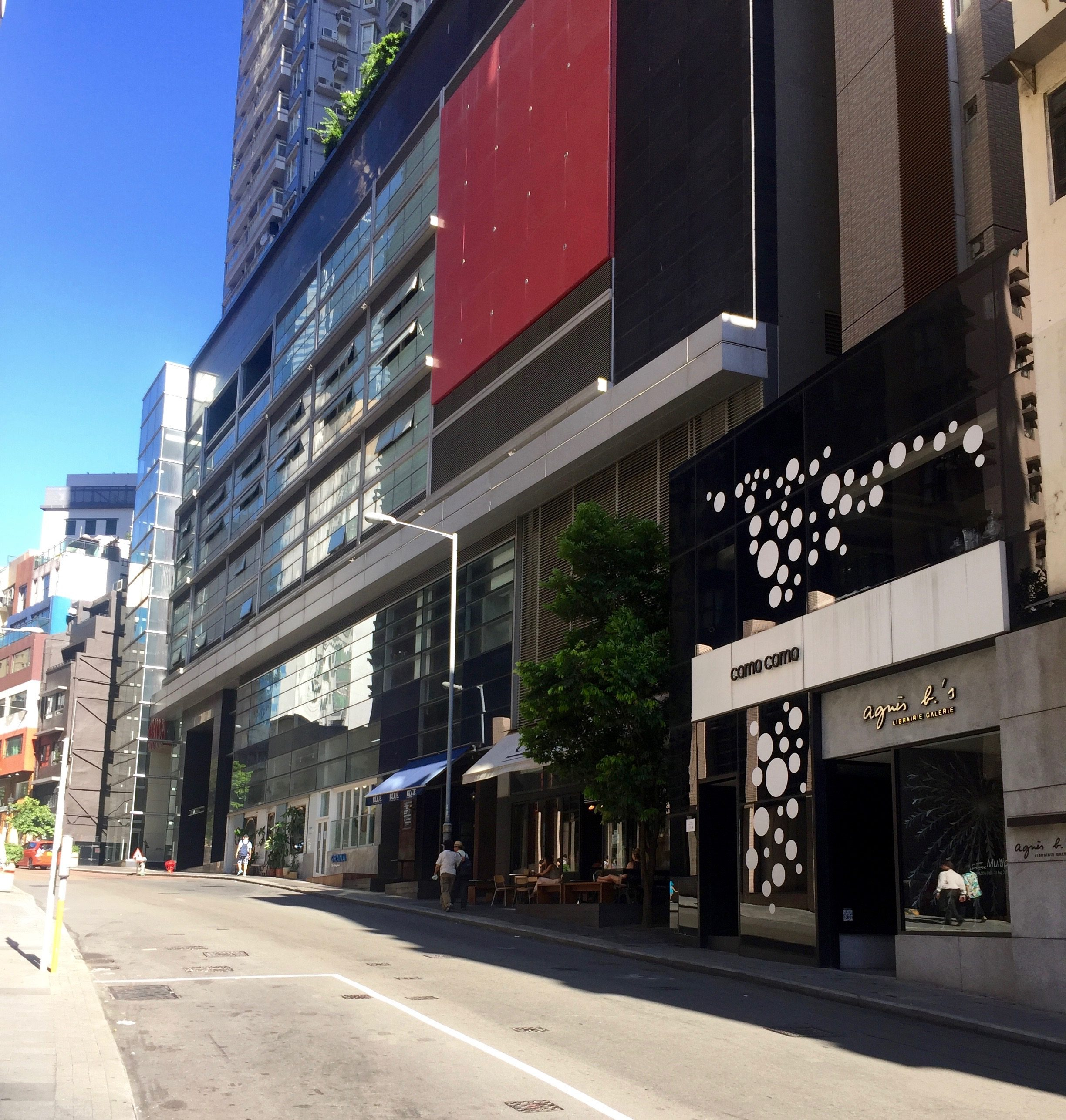 FB space for lease on Hollywood Road Sheung Wan Hong Kong