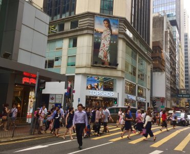 Hong Kong Core Central F&B Shop for Lease