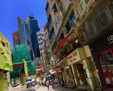 Hong Kong F&B Shop for Lease in Central