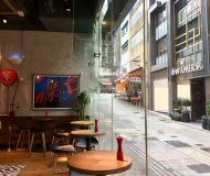 Hong Kong Sai Ying Pun High-ceiling F&B Shop for Lease