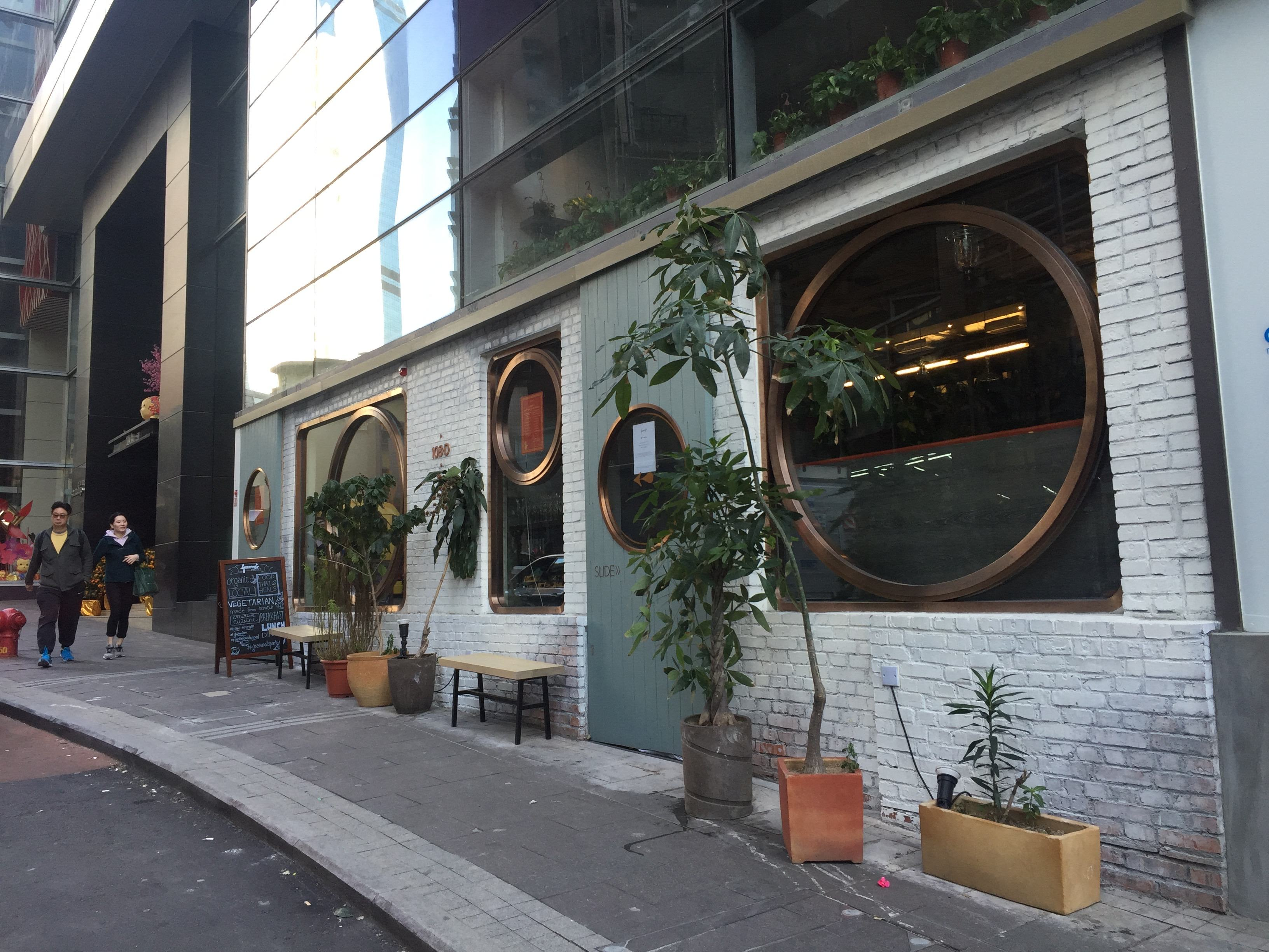 HK Sheung Wan Hollywood Road FB shop for lease