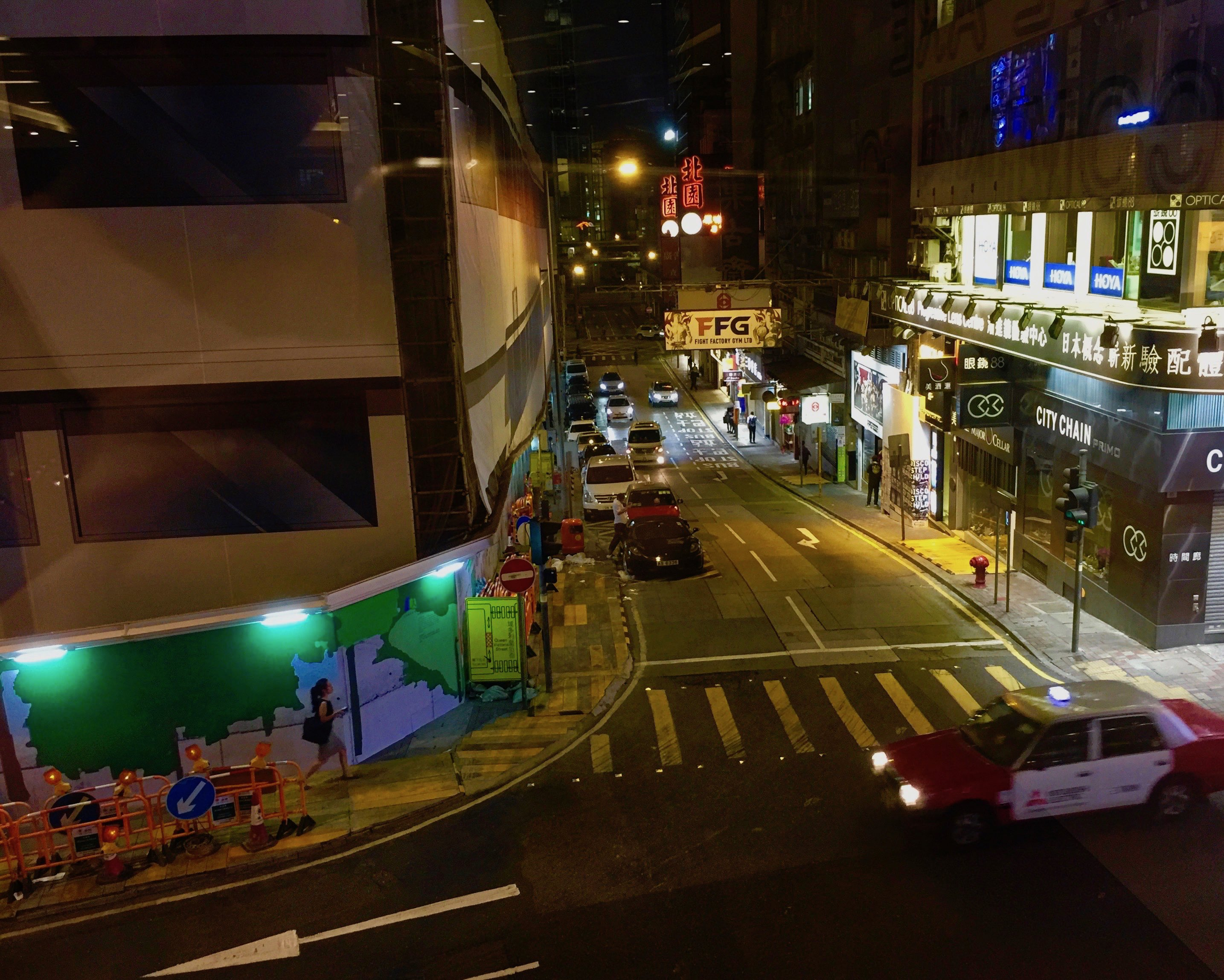 High Foodie-traffic Restaurant Space for Rent [Central - Hong Kong]