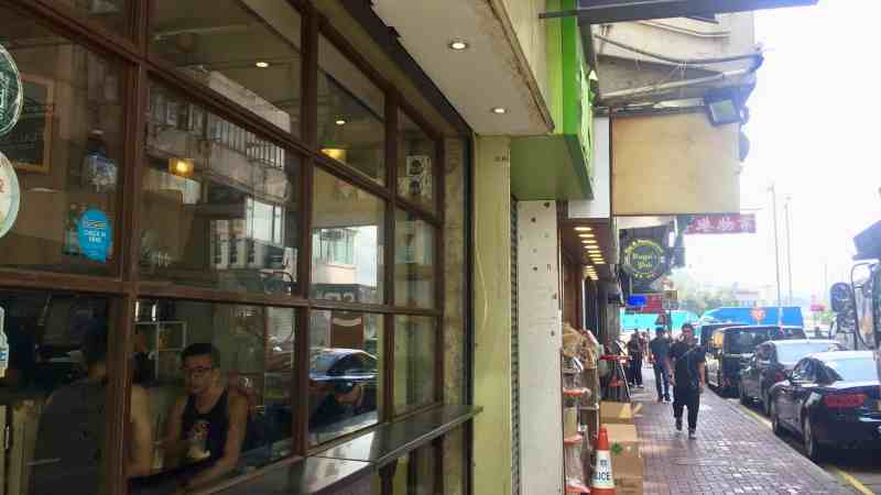 Causeway Bay Small Takeaway Shop for Rent in Hong Kong