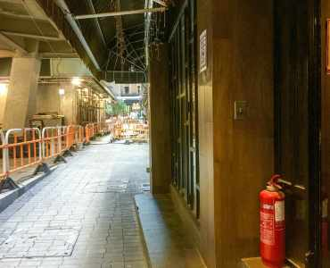 Ezra's Lane FB Shop for lease - Central Hong Kong