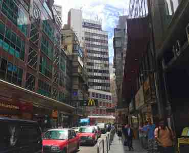 HK Tsim Sha Tsui FB Shop to Let surrounded by offices