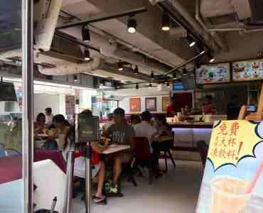 HK Tsim Sha Tsui FnB shop for Lease with Guaranteed Foodie Traffic