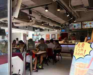 HK Tsim Sha Tsui FnB shop for Lease with Guaranteed Foodie Traffic