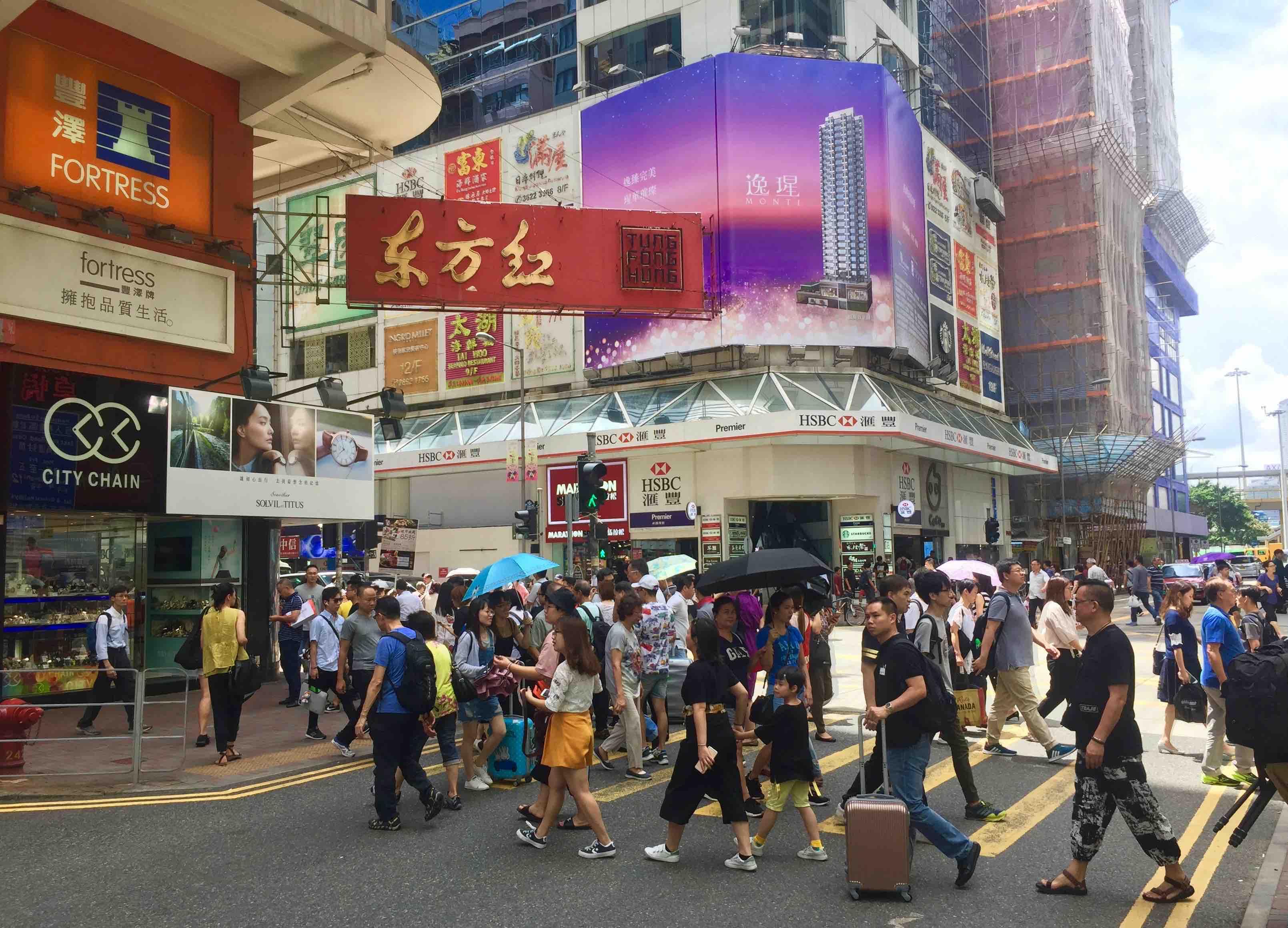 Hong Kong Causeway Bay Huge Upstairs Restaurant Space for Rent