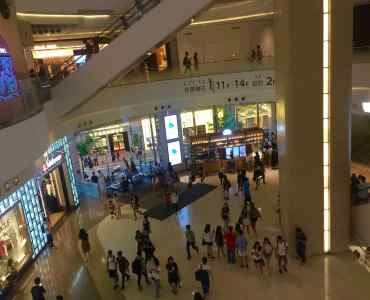 Hong Kong Causeway Bay Shopping Mall Food and Beverage Shop for Rent