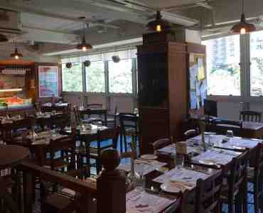 Hong Kong Wan Chai Restaurant for Sale nearby MTR and Office Crowds