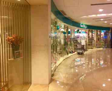 Hong Kong Wide Shopfront Restaurant Space for Rent in Wan Chai
