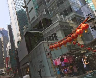 FB Shop for lease Central Queen's Road Central Hong Kong