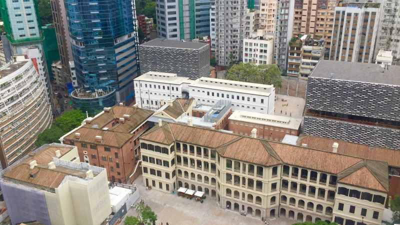 FB shop for lease overlooking Tai Kwun for lease - Central, Hong Kong