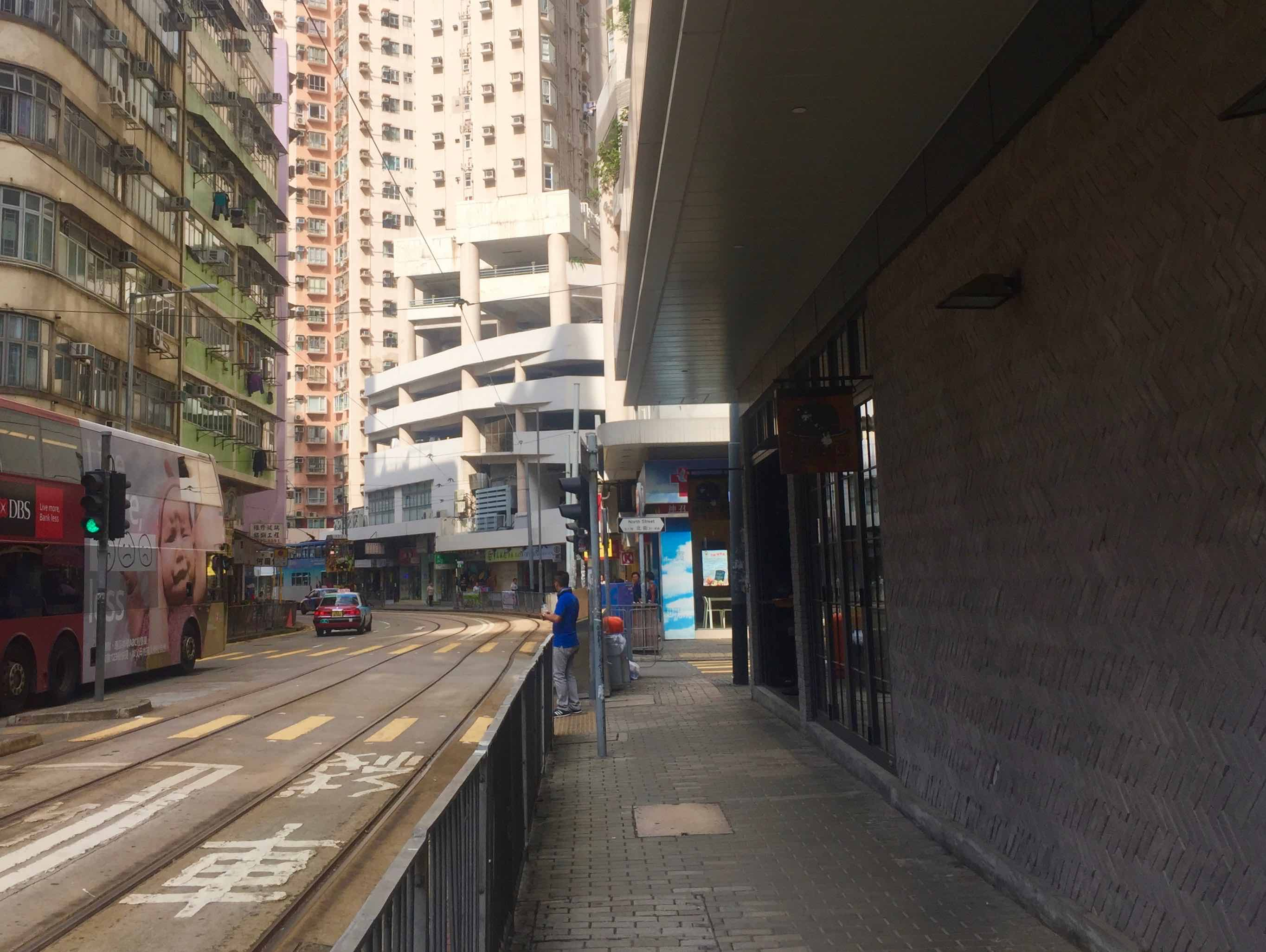 Kennedy Town Catchick Street Restaurant Cafe Shop for Lease in Hong Kong