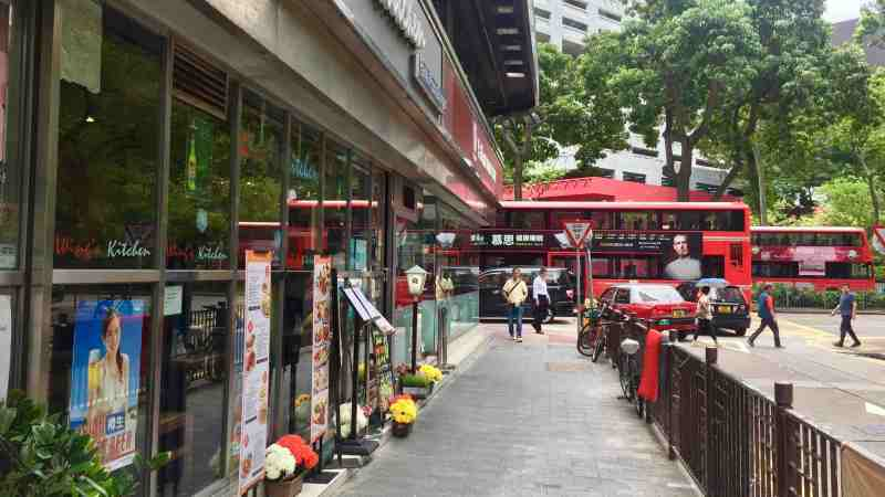 Tsim Sha Tsui Food & Beverage Shop for Rent Hong Kong