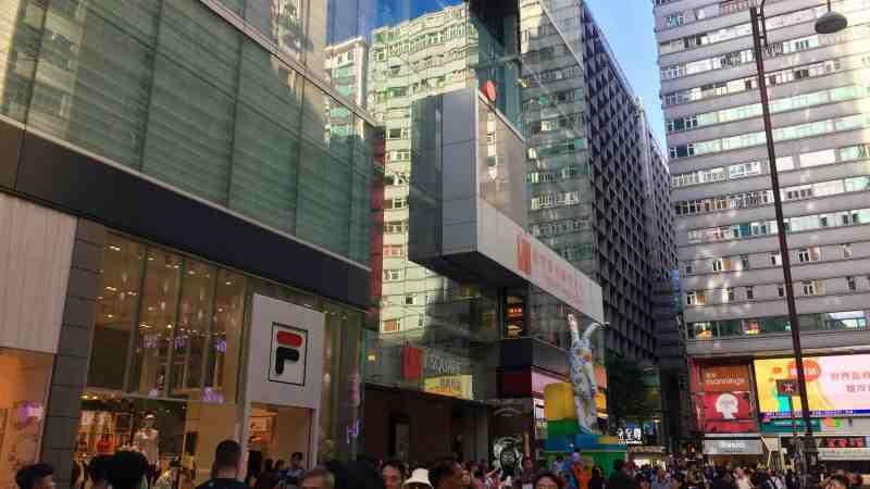 Tsim Sha Tsui High-traffic Restaurant Space for Rent in HK