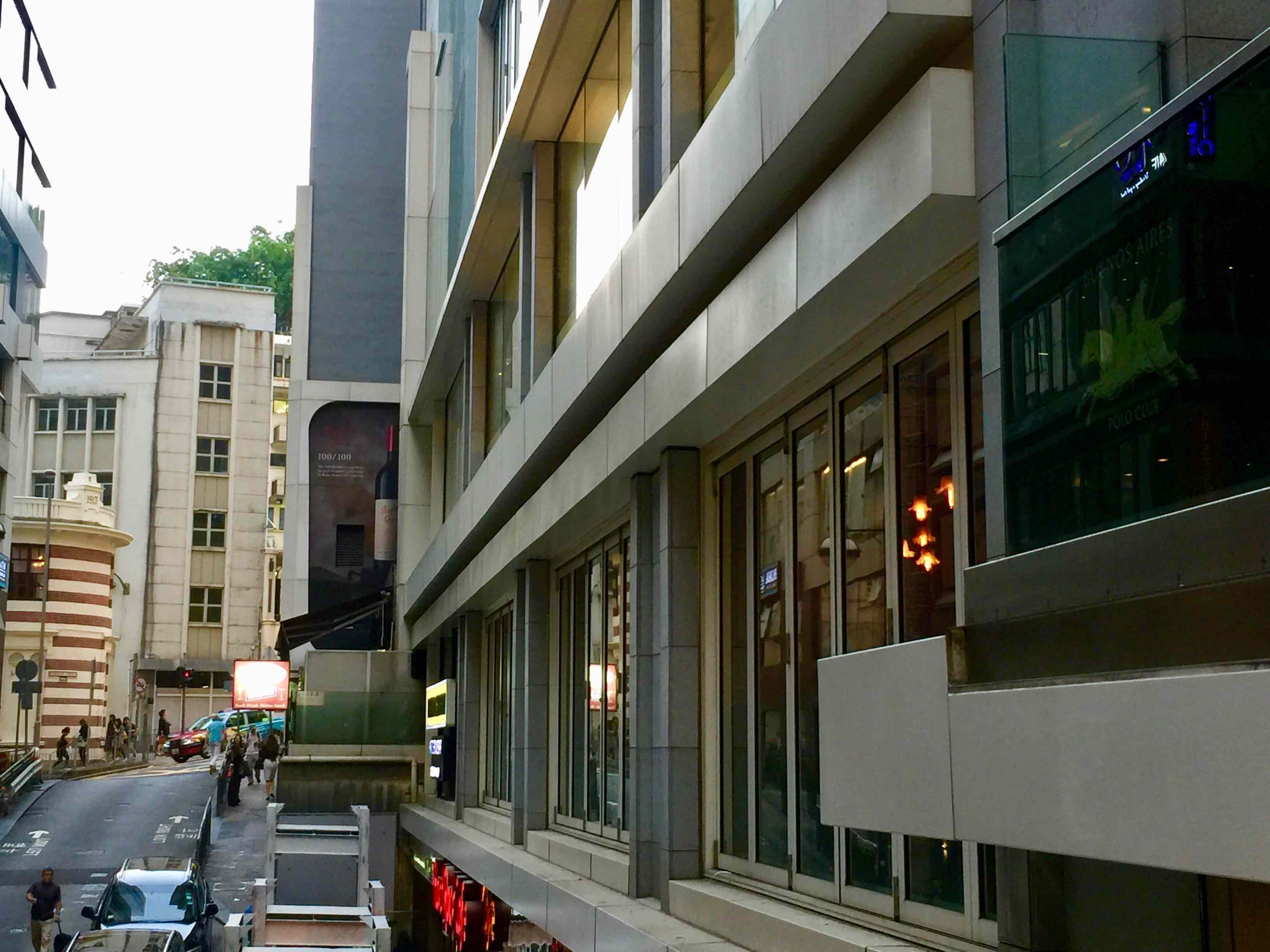 Central Fitted Restaurant & Bar for Lease in Lan Kwai Fong Hong Kong