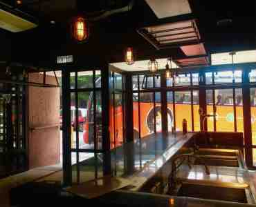 Fitted Restaurant _ Bar Space for Rent in Hollywood Road Hong Kong