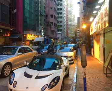 Food and Beverage Shop for Rent in popular foodie street in Tsim Sha Tsui HK