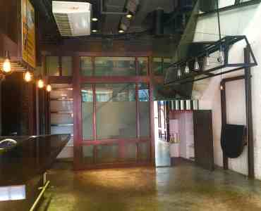 Hollywood Road Fitted Bar _ Restaurant Space for Rent in Hong Kong