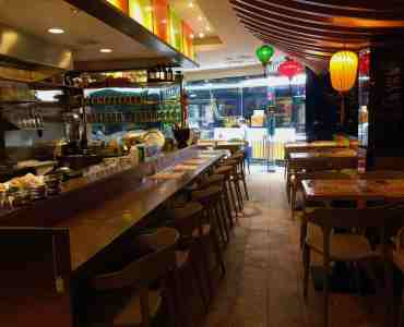 Restaurant for Sale with Licence on Hollywood Road in Central HK