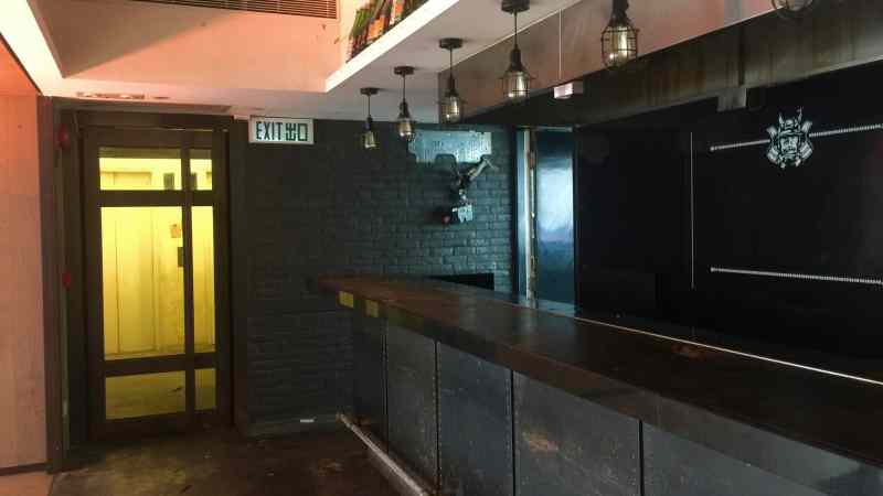Hong Kong Hollywood Road Fitted Restaurant _ Bar for Rent