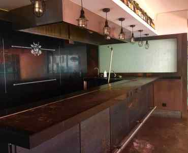 Turnkey Bar _ Restaurant for Rent on Hollywood Road Sheung Wan HK