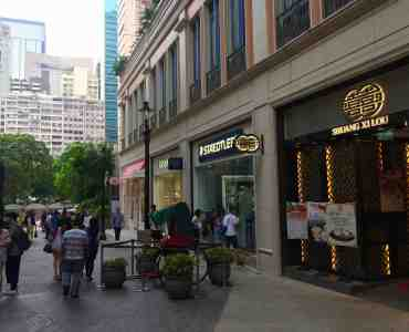 Wan Chai Atop MTR Huge Restaurant for Rent HK