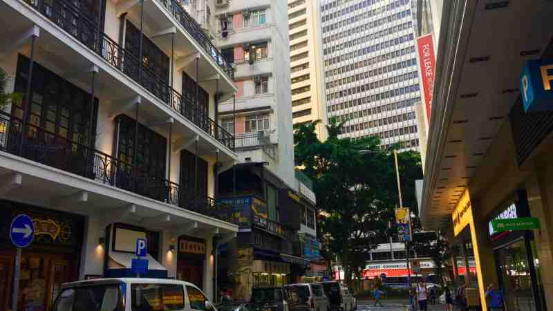 Wan Chai HK Food & Beverage Shop for Rent in Highest Density District HK