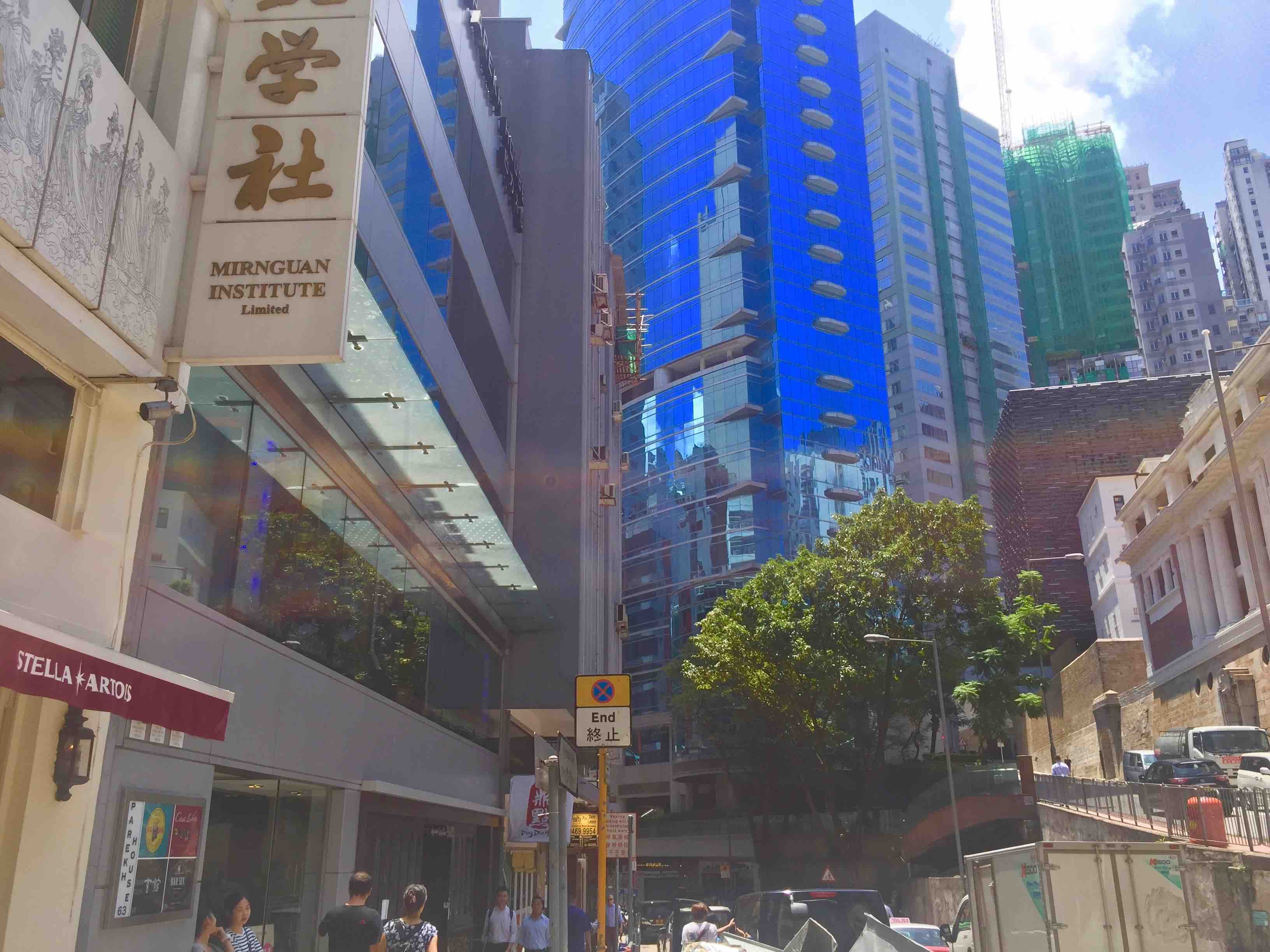 Central Upstairs fitted restaurant for Lease in HK