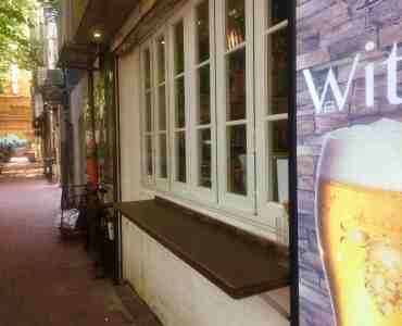 Hong Kong Sheung Wan Parkside Restaurant & Bar for Sale