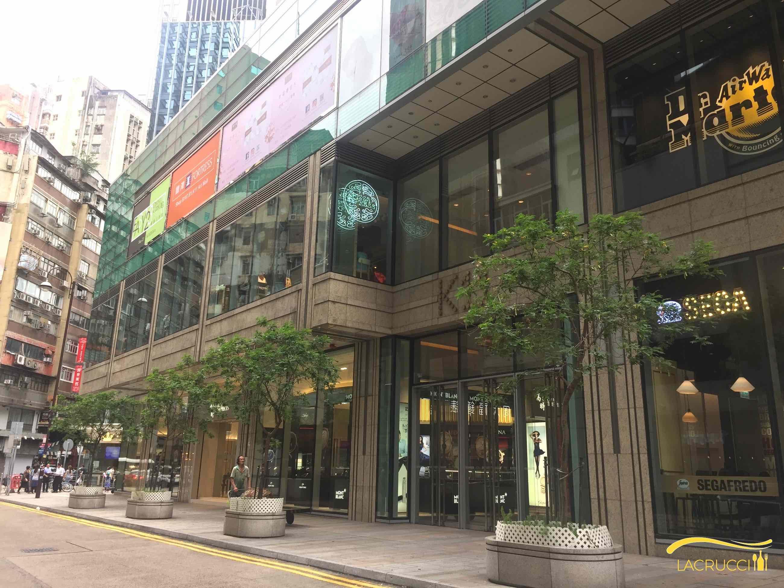 Tsim Sha Tsui High-spending foodie crowds F&B Shop for Lease HK