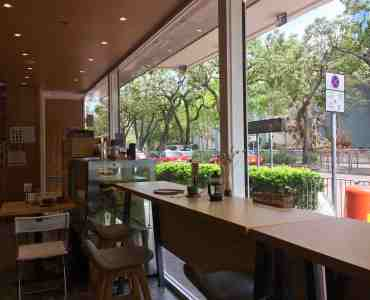 Bright Cafe Space for Rent in TST HK