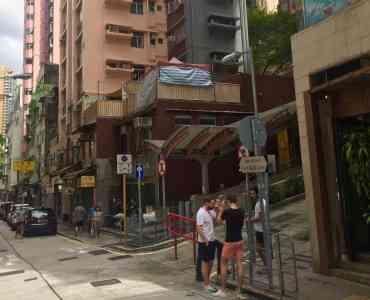 HK Sai Ying Pun High Street Bar for Sale with Licence