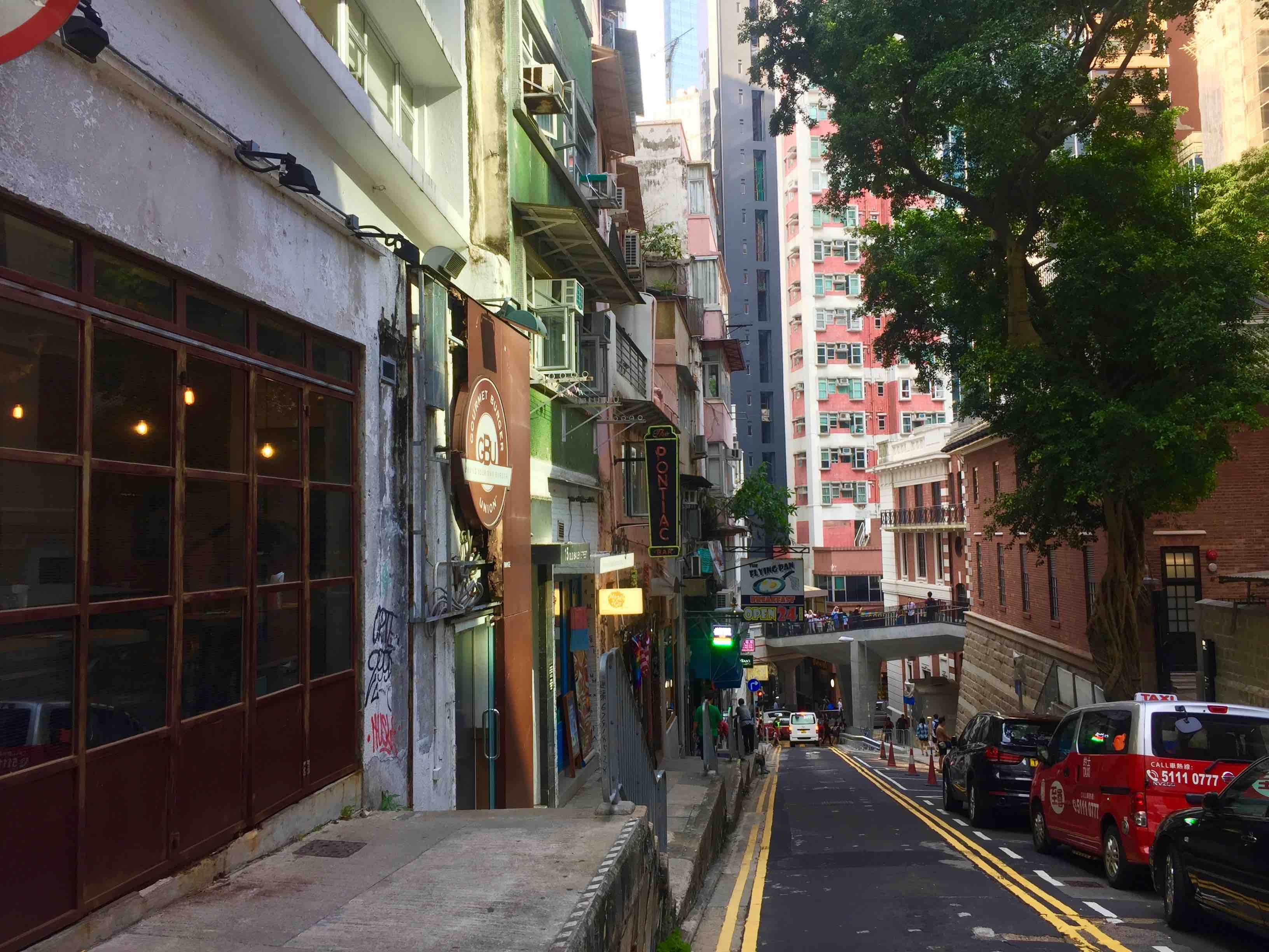 HK Soho Central Closeby Tai Kwun Bar for Sale