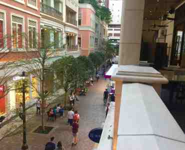 HK Wan Chai Balcony Restaurant Space for Rent