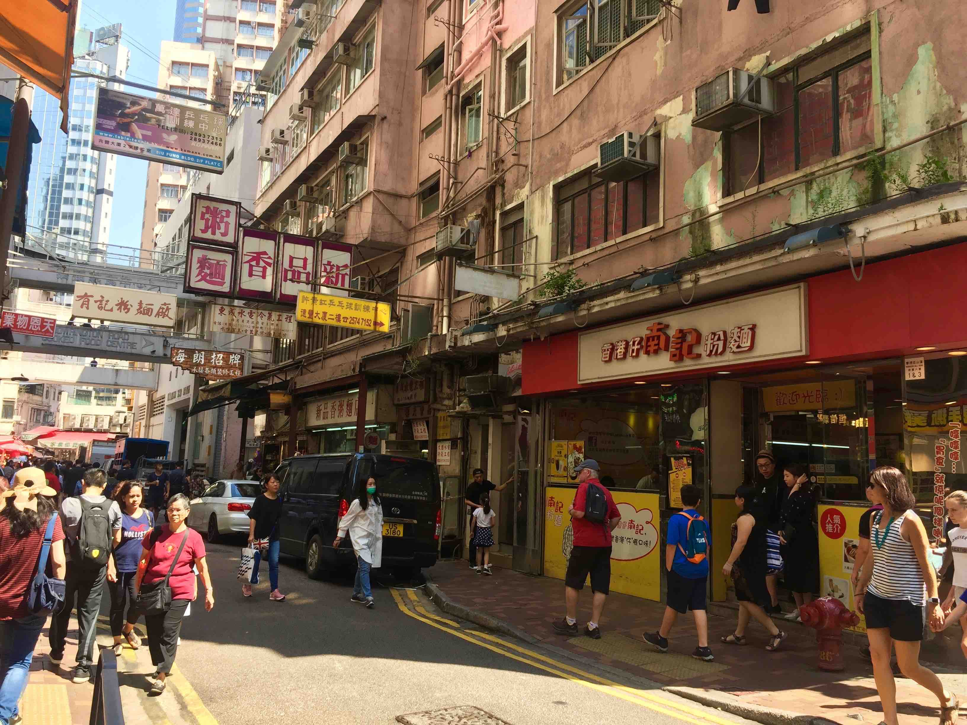 HK Wan Chai High Footfall F&B Shop for Lease