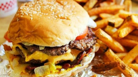 Five Guys has built a successful burger restaurant chain with about 1,500 shops around the world