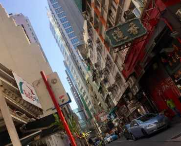 Hong Kong Central Huge Restaurant Space for Rent