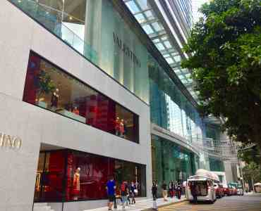 HK Causeway Bay F&B Shop with Huge Outdoor for Lease