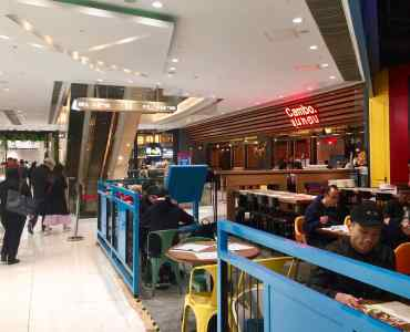 HK Tsim Sha Tsui Shopping Mall FB shop for Lease